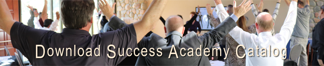 Success Academy Courses for Businesses & Institutions