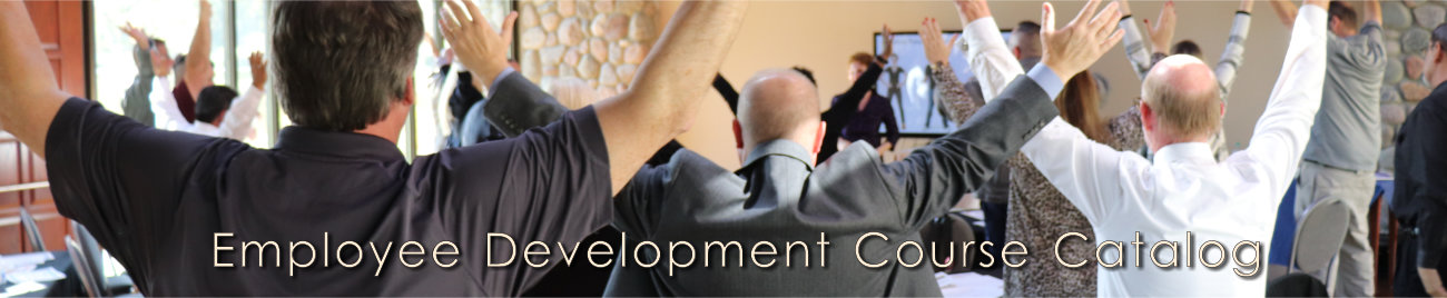 Employee Development Courses for Businesses & Institutions