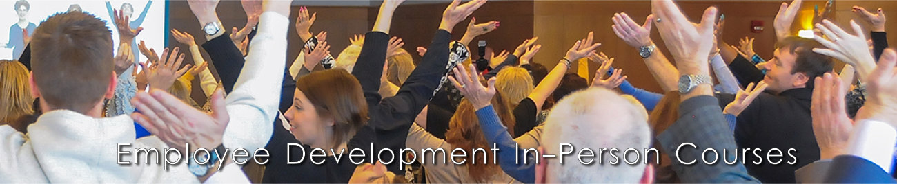 Employee Development – In-Person Courses