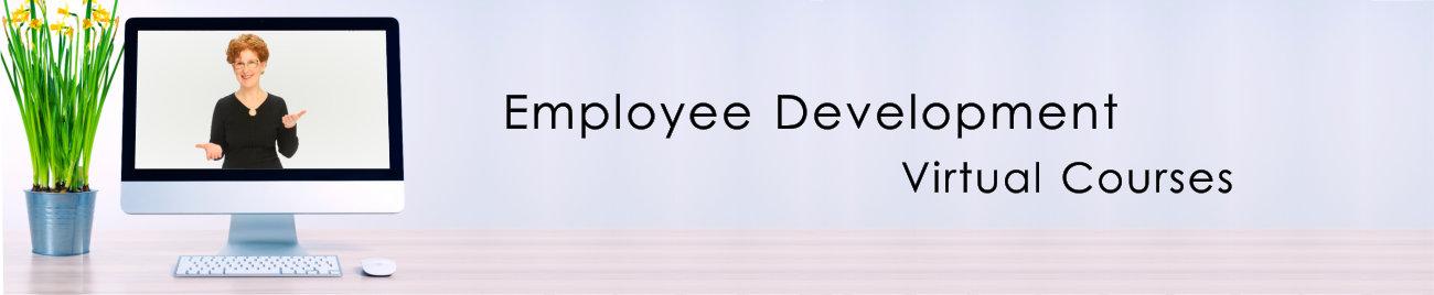 Employee Development - Virtual Courses