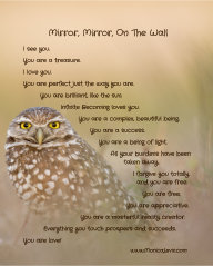 Print Quality Image #2 with Affirmations