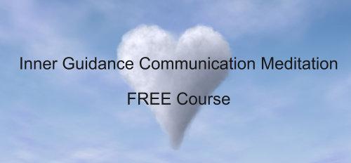 Inner Guidance Communication Meditation Course