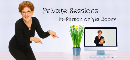 Intuition Strategy Sessions. In-Person or Virtual