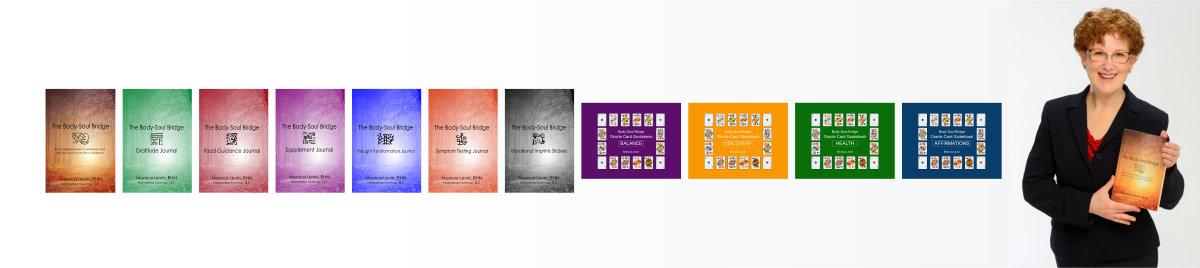 Monica Levin's Books, Journals, & Guidebooks