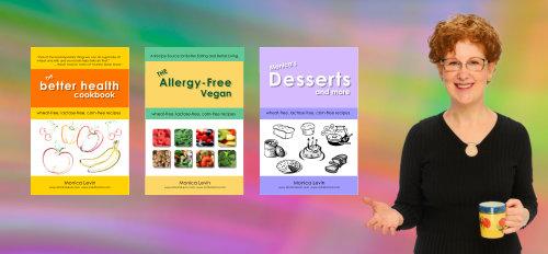 Wheat-Free Lactose-Free Recipe Books